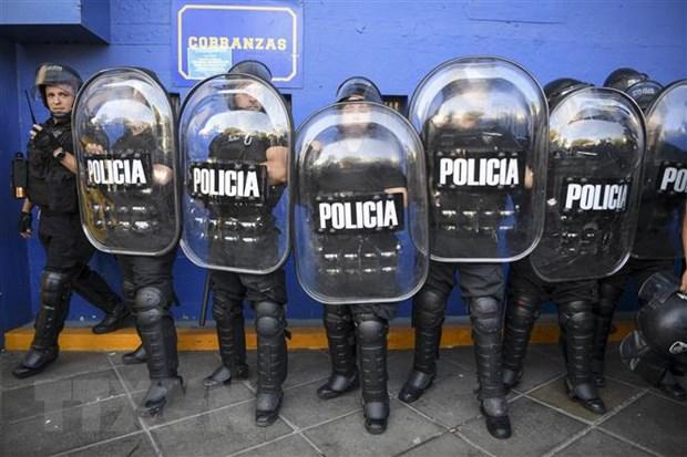 Argentina san sang moi phuong an an ninh tai Hoi nghi Thuong dinh G20 hinh anh 1