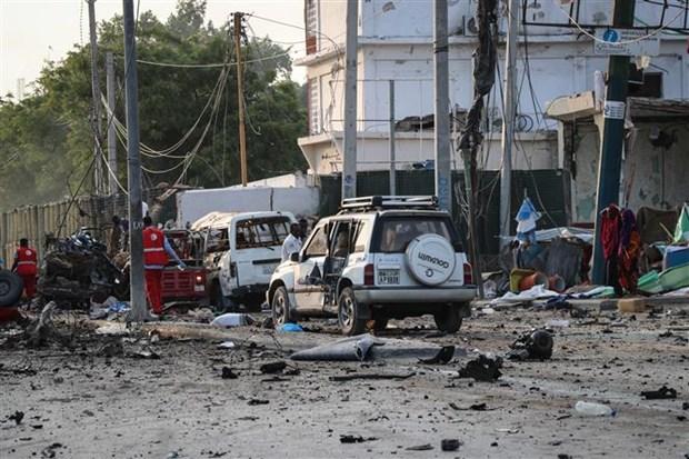 Danh bom xe gay thuong vong tai thu do Mogadishu cua Somalia hinh anh 1