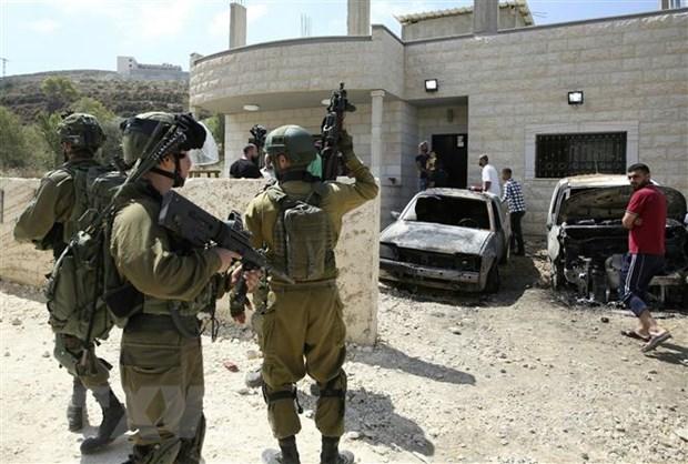 Israel chan trang web cua Hamas tung anh dac nhiem IDF hinh anh 1