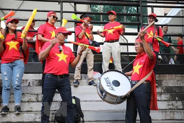 AFF Suzuki Cup 2018: Panaad nhu san nha cua doi tuyen Viet Nam hinh anh 1