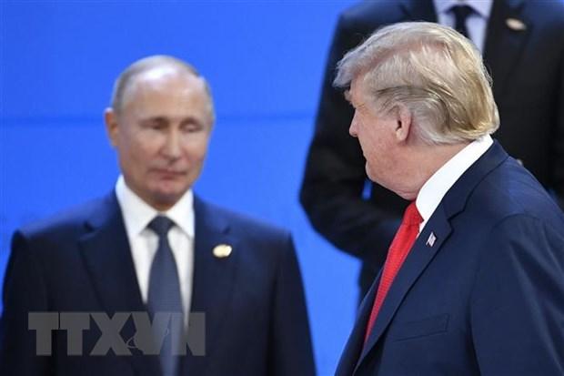 Dien Kremlin hoi thuc tien hanh som cuoc gap thuong dinh Nga-My hinh anh 1
