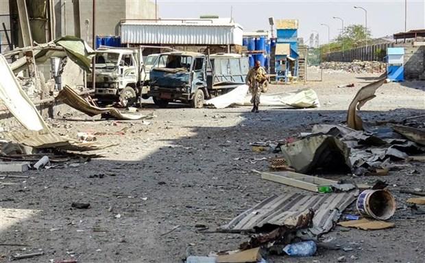 Khai mac cuoc hoa dam Yemen do LHQ bao tro o Thuy Dien hinh anh 1