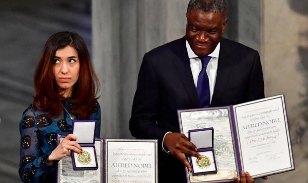 Thuy Dien va Na Uy to chuc trao cac giai Nobel nam 2018 hinh anh 1