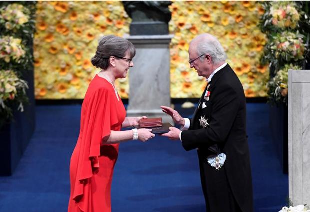 Thuy Dien va Na Uy to chuc trao cac giai Nobel nam 2018 hinh anh 2