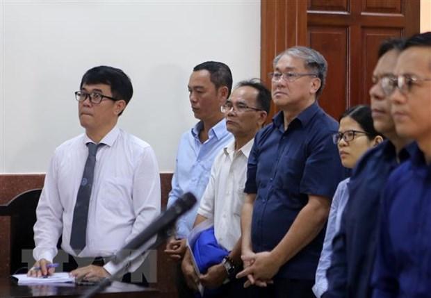 Vu Pham Cong Danh: Vien Kiem sat de nghi bac khang cao giam hinh phat hinh anh 1