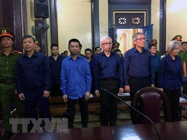 "Xet xu vu DAB: Tran Phuong Binh bi an chung than, Vu ""nhom"" 17 nam tu hinh anh 1"