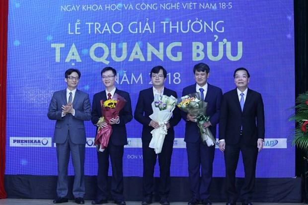 10 su kien Khoa hoc va Cong nghe noi bat nam 2018 hinh anh 2