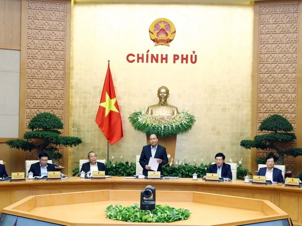 Hop Chinh phu thuong ky thang 12: GDP nam 2018 tang ky luc o muc 7,08% hinh anh 2