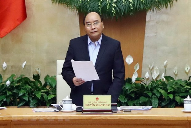 Hop Chinh phu thuong ky thang 12: GDP nam 2018 tang ky luc o muc 7,08% hinh anh 1