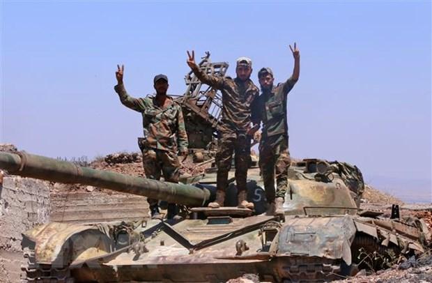 My: Quan doi Syria khong hien dien o Manbij nhu da tuyen bo hinh anh 1
