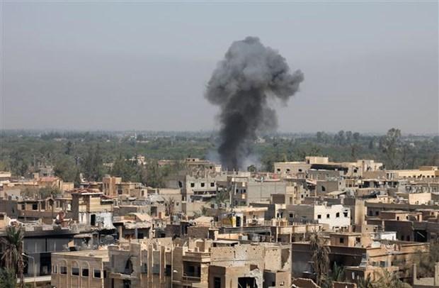 TASS: Toi ac cua lien quan co the phoi bay sau khi My rut khoi Syria hinh anh 1