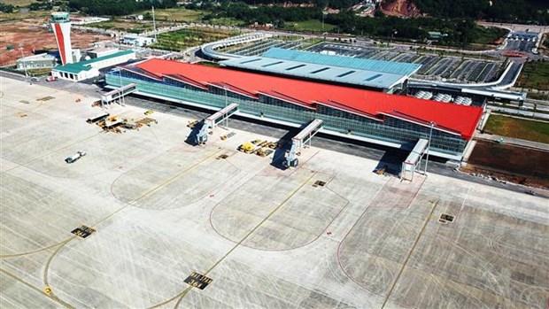 Vietnam Airlines khai truong duong bay Thanh pho Ho Chi Minh-Van Don hinh anh 1