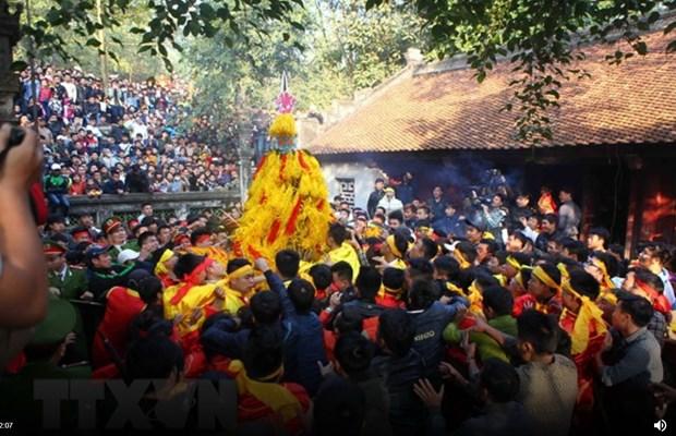 Khong phat tran lan loc hoa tre trong Ngay Khai hoi Giong den Soc hinh anh 1
