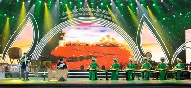 Khai mac Dien dan Du lich ASEAN 2019: Suc manh cua su thong nhat hinh anh 1