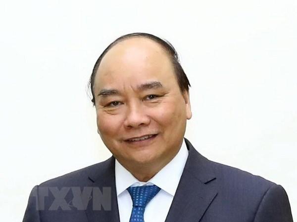 Thu tuong Nguyen Xuan Phuc se du Hoi nghi thuong nien Dien dan Davos hinh anh 1