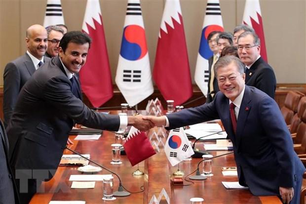 Han Quoc san sang ho tro Qatar to chuc World Cup 2022 hinh anh 1