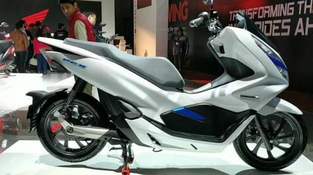 Honda thu nghiem xe may dien PCX Electric tai Philippines hinh anh 1