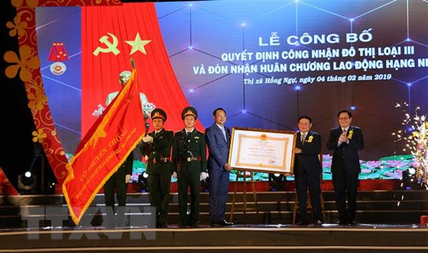 Dong Thap: 'Thu phu ca tra Viet Nam' tro thanh do thi loai III hinh anh 1