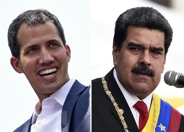Tong thong Venezuela Nicolas Maduro bac bo Co che Montevideo hinh anh 1