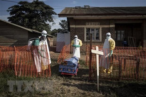CHDC Congo: Hon 500 nguoi chet trong dot bung phat Ebola moi nhat hinh anh 1