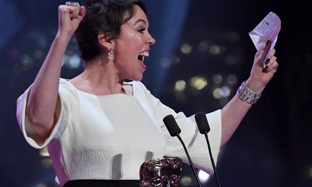 Giai BAFTA 2019: 'The Favourite,' 'Roma' cung thang lon hinh anh 1