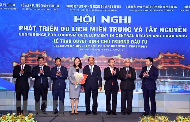 Thu tuong: Du lich mien Trung - Tay Nguyen van la 'vien ngoc tho' hinh anh 2