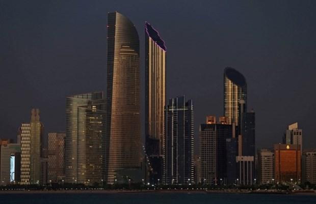 UAE tai tro cho My xay dung quan y vien tai Abu Dhabi hinh anh 1