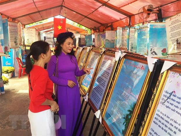 Thanh Hoa: Ngay tho Viet Nam huong ve bien cuong To quoc hinh anh 1