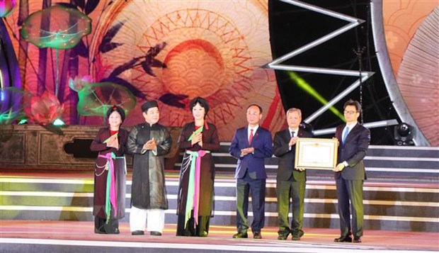 10 nam quan ho Bac Ninh duoc UNESCO cong nhan la Di san van hoa hinh anh 1