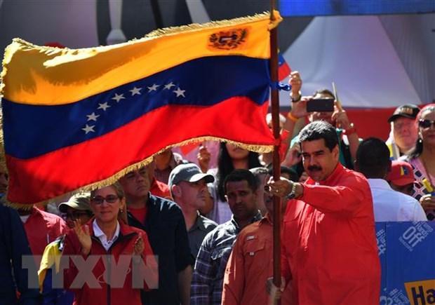 Venezuela tuyen bo cat dut quan he ngoai giao voi Colombia hinh anh 1