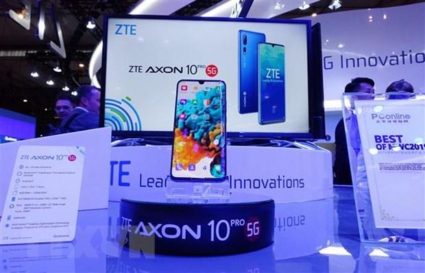 Saudi Arabia va UAE chay dua phat trien cong nghe mang 5G hinh anh 1