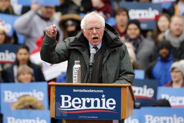 Thuong nghi sy Bernie Sanders bat dau chien dich tranh cu tong thong hinh anh 1