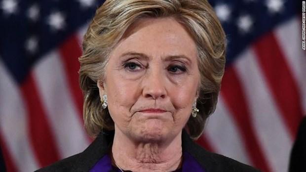 Cuu Ngoai truong H.Clinton tuyen bo khong tai tranh cu Tong thong My hinh anh 1