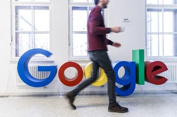 Google cam quang cao chinh tri trong cuoc tong tuyen cu o Canada hinh anh 1