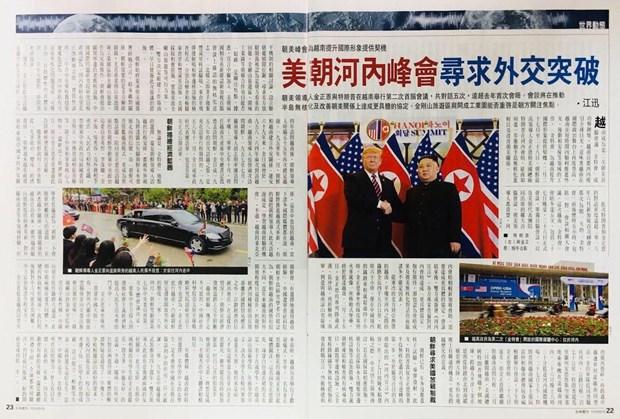 Bao Hong Kong: 'Viet Nam la tam diem cua toan cau' hinh anh 2