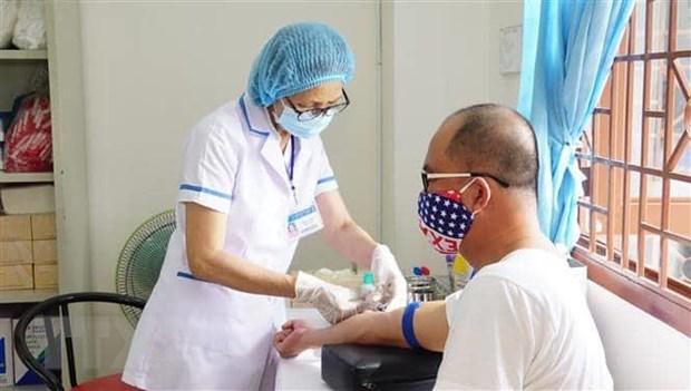 Dam bao nguon luc tai chinh cho hoat dong phong, chong HIV hinh anh 1