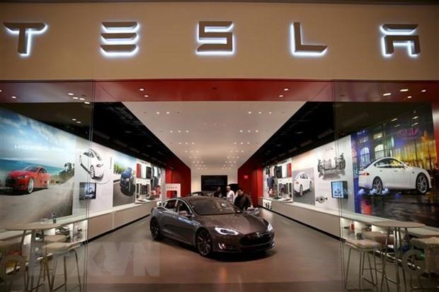 Tesla vay von hoan thien nha may o nuoc ngoai dau tien tai Trung Quoc hinh anh 1