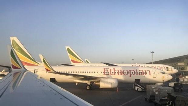 Ethiopia ngung hoat dong cua phi doi Boeing 737 MAX 8 hinh anh 1