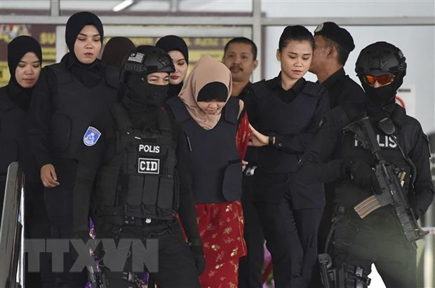 Indonesia neu ly do dan toi viec tha cong dan Siti Aisyah hinh anh 1