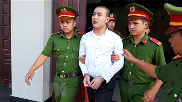 Tay Ninh tuyen an tu hinh doi tuong van chuyen gan 10kg ma tuy hinh anh 1