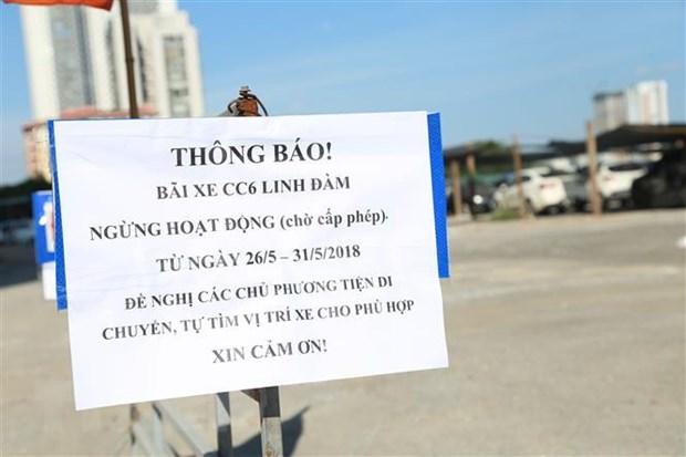 Bai toan kho trong quan ly giao thong tinh tai Ha Noi hinh anh 1