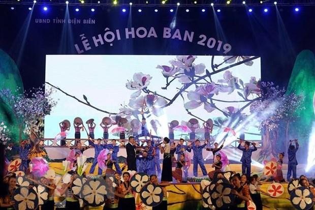 Lễ hội Hoa ban năm 2019: Rạng rỡ đất trời Mường Thanh