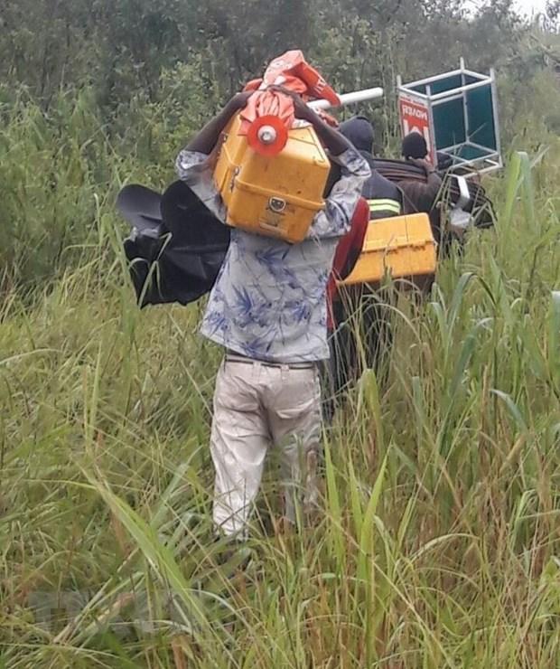 Cong dong chung tay ho tro Mozambique khac phuc hau qua bao Idai hinh anh 1