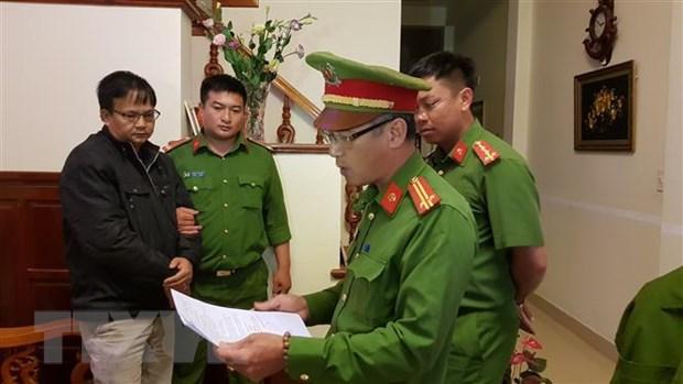 Lam Dong: Khoi to nguyen Pho giam doc Phong giao dich ngan hang hinh anh 1