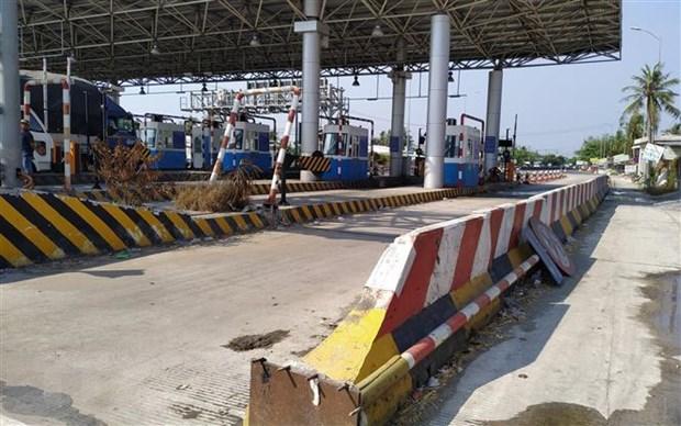 Bo Giao thong Van tai: Ngay 25/3 se chua thu phi tro lai tram BOT Cai hinh anh 1