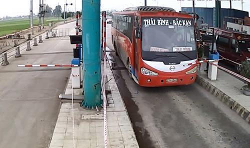 Nam Dinh: Xu ly cac truong hop chong doi thu phi tai Tram BOT My Loc hinh anh 1