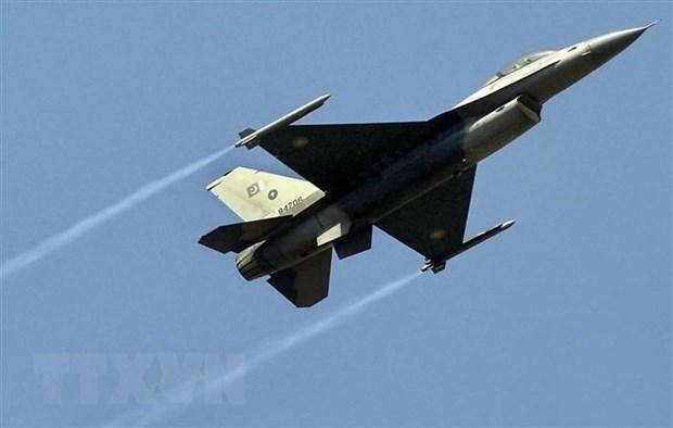 Chinh phu My thong qua thuong vu ban 25 may bay F-16 cho Maroc hinh anh 1