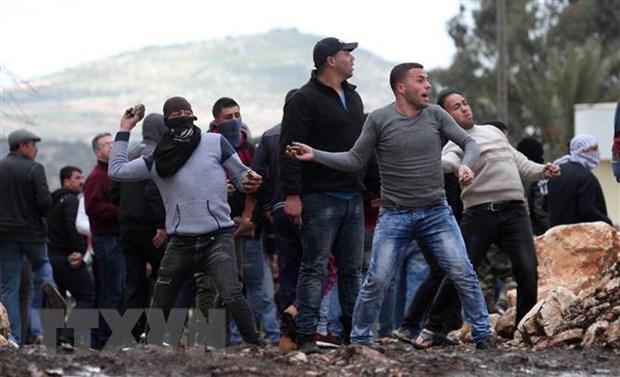 Iran keu goi Palestine chong lai cac dong thai ung ho Israel cua My hinh anh 1