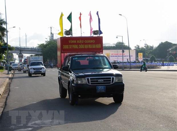 Viet Nam cung Anh hop tac trong phong, chong mua ban nguoi hinh anh 1