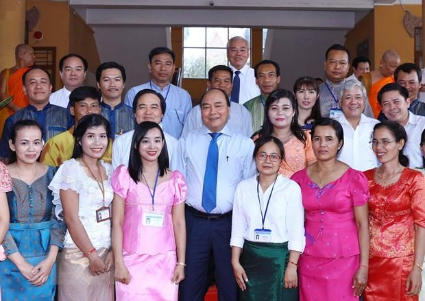 Thu tuong: Chu tang, phat tu Nam tong Khmer gop phan xay dung dat nuoc hinh anh 1